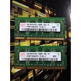 Kit Memoria Ram Sodimm Ddr2 2x1gb Pc2-5300s 667mhz
