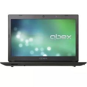 Notebook Qbex Amd C-70 Dualcore 2gb 320hd 14