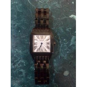 Remato Reloj Cartier Santos Original Remto