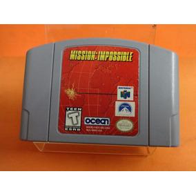 Mission Impossible Original Nintendo 64 N64