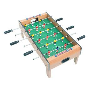 Mini Mesa Futebol Pebolim Toto Barata Jogos Bel