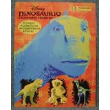 Album Figuritas Dinosaurio Disney-vacio-impecable