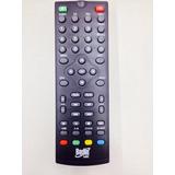 Controle Remoto Conversor Digital Bedin Sat Bhd-10