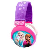 Fone De Ouvido Estéreo P2 Frozen Disney Pc Celular Ph127