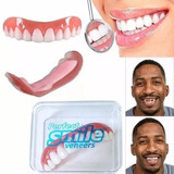 Par (superior Inferior) Snap On Smile Frontal Prótese Dente