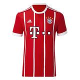 Camiseta Bayern Munich Adizero 2017/18 Home - Personalizado