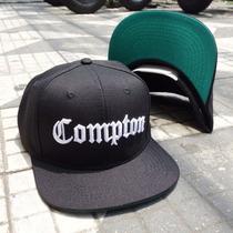Boné Compton Chronic Aba Reta Original Eazy- Pronta Entrega