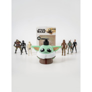 Star Wars Baby Yoda Jabón Liquido The Mandalorian