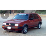 Vendo Mi Volkswagen Golf Mk2 - Diesel Original - Aleman