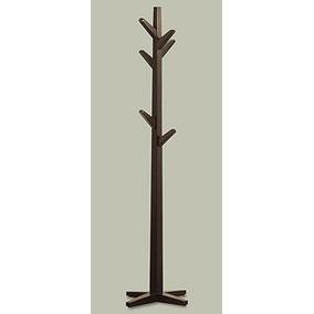 perchero de pie madera macizo moderno - Percheros De Madera