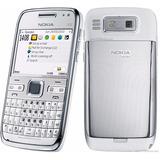 Nokia E72 - Só Funciona Vivo, Wi-fi, 5mp, 3g, Gps - Novo
