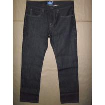 Calça Jeans Adidas Stripes Raw Tam. 44 Br