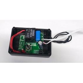 Receptor Programável 433mhz Portão Fechadura 127- 220vac