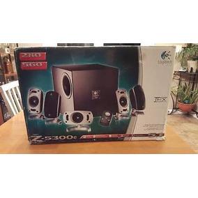 Logitech Z-5300 5.1-channel Surround Speaker System