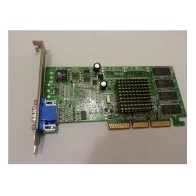 Tarjeta De Video Agp Nvidia Geforce 2mx 32mb