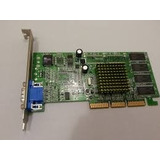 Tarjeta De Video Agp Nvidia Geforce 2mx 32mb