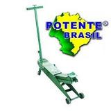 Macaco Jacaré Brasil Potent - Auto Center - Oficina Mecanica