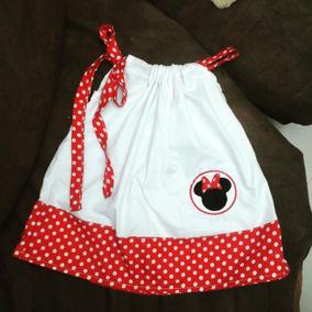 Vestido Para Niña Casuales Bordados Hasta La Talla 2