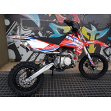 Beta 125 Rr Mini Cross Std Pit Bike 0km 2017 Ingreso 15/7