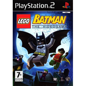 Lego Batman The Videogame Para Playstation 2