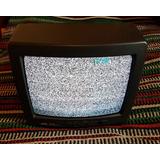 Televisor Jvc 14 Pulgadas C/remoto Usado