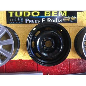 02 Roda De Ferro Citroën C3 Picasso Aro 15 4x108 Original