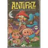 Revista / Antifaz / Nº 22 / Hermosa Tapa Espantapájaros