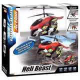Helicoptero A Control Remoto Infrarojo Silverlit Heli Beast