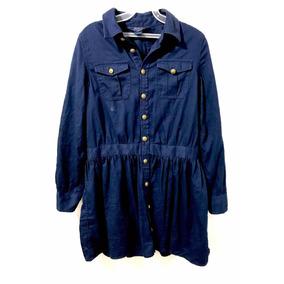 Vestido Polo Ralph Lauren Niña 100%algodón Linea Nueva Num12