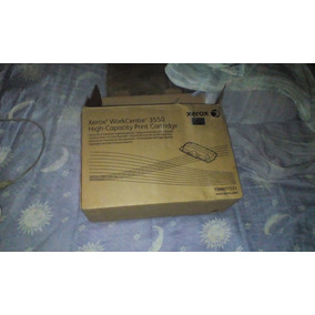 Toner Xerox 3550 Nuevo