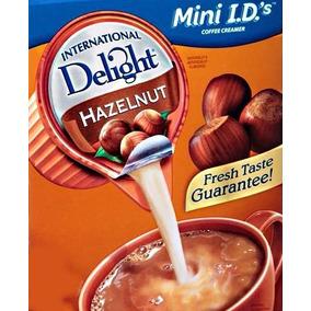 10x Café Cremoso Delight Hazelnut (concorrente Coffee Mate)