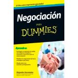 Negociacion Para Dummies Ebook En Pdf Envio Gratis Email