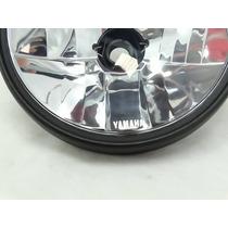 Bloco Óptico Farol Original Yamaha Fazer 250 Até 2010 C/ Aro