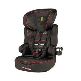 Cadeira Para Auto Ferrari Black 9 A 36 Kg - Nania