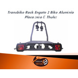 Transbike Rack Engate 2 Bike Alumínio Placa (não É Thule)