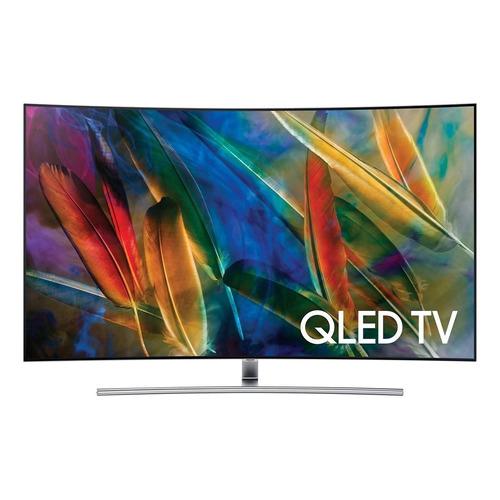"Smart TV Samsung Series 7 QN65Q7CDMFXZA QLED curvo 4K 65"" 110V - 120V"