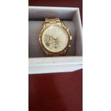 Reloj Dorado Michael Kors 5605