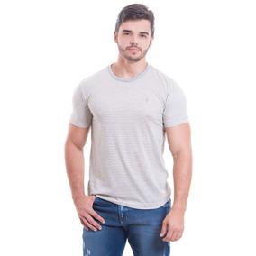 fd5a1a1de5188 Camiseta De Baseball Listrada - Camisetas Manga Curta para Masculino ...