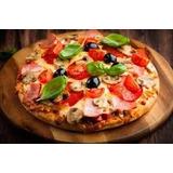 Tabla Para Pizza De Madera - Diseños Variados