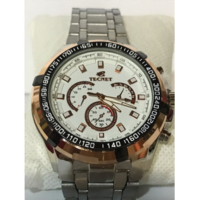 2f49269ed67 Relogio Tecnet Tubarao 568 Ch Masculino - Relógios De Pulso no ...