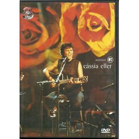 Dvd-cassia Eller-acustico-em Otimo Estado