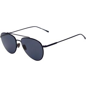 0lacoste L 195 S - Óculos De Sol 424 Azul Fosco  Azul 2245d56f27