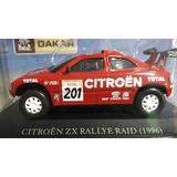 Auto De Colección Dakar Citroen Zx Rallye Raid 1996