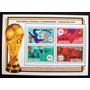 Antigua Barbuda Bloque Sc 518 Futbol Argentina 78 Mint L5849
