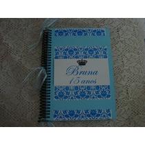 Caderno De Assinaturas, Aniversário De 15 Anos, Casamento