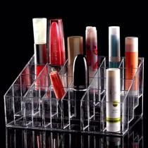 Organizador Cosmeticos Acrilico Maquillaje 24 Espacios H8060