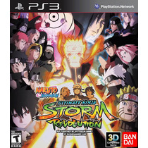 Naruto Ultimate Ninja Storm Revolution Ps3 .: Finalgames :.