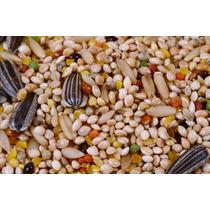 Mistura Para Calopsitas, Periquitos, Agapornis E Outros 20kg