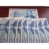 Billete 50 Pesos Variedad Nuevo