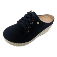 Panchita - Zapato De Mujer Yh-5 Negro